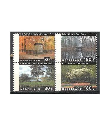 1814 -1817 Vier Jaargetijden blok (xx)