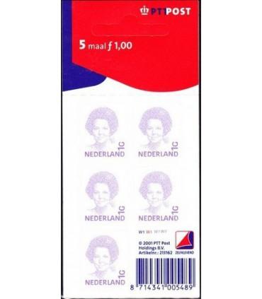 1491b Koningin Beatrix vel (xx)