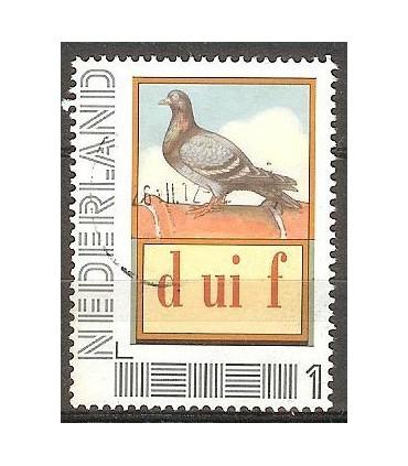 Leesplank duif (o)