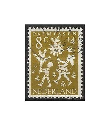 761 Kinderzegels (o)