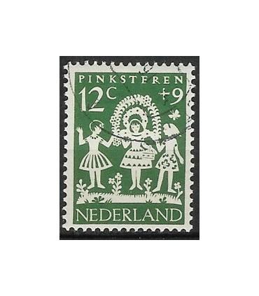 762 Kinderzegels (o)