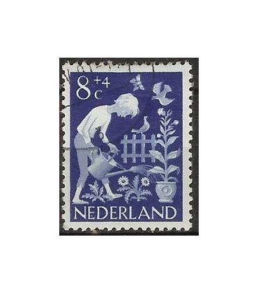 781 Kinderzegels (o)