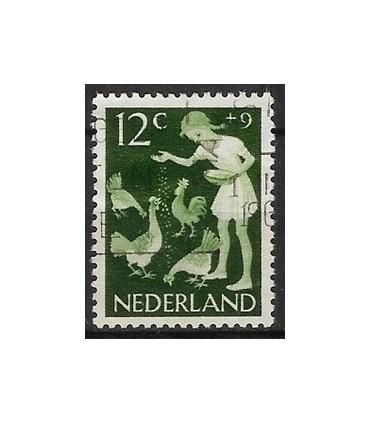 782 Kinderzegels (o)