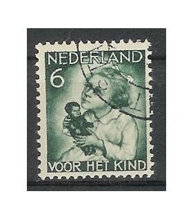 272 Kinderzegel (o)