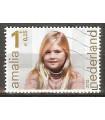 3001a Kinderzegels Amalia (o)