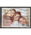 3001d Kinderzegels 3xA (o)