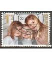 3001f Kinderzegels 3xA (o)