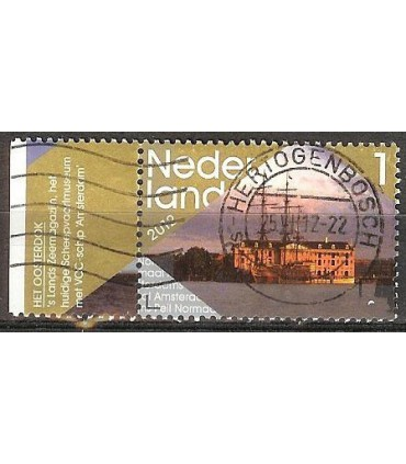 2912 Bezoek Amsterdam (o) TAB