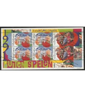 1486 Kinderzegels (o)