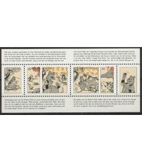 1677 Strippostzegels (xx)