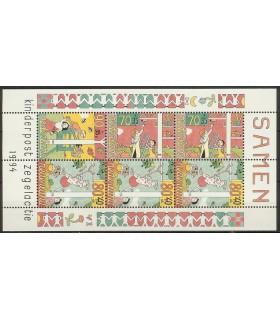 1627 Kinderzegels (xx)