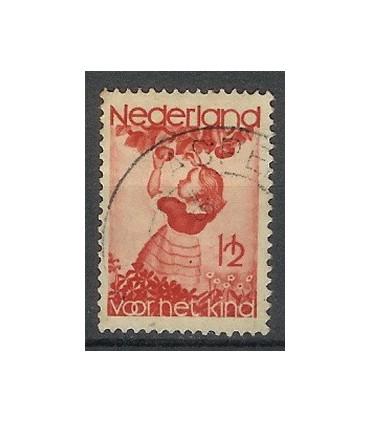 279 Kinderzegel (o)