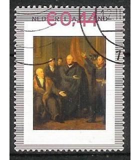 2489a-56 Koning Willem I (o)