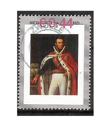2489a-55 Koning Willem I (o)
