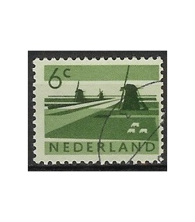 793 Landschapzegels (o)