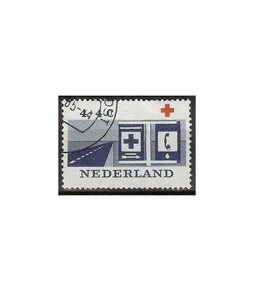 795 Rode Kruiszegel (o)