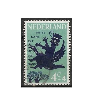 802 Kinderzegel (o)