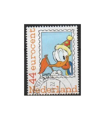 2562D 2 Donald Duck (o) 1.