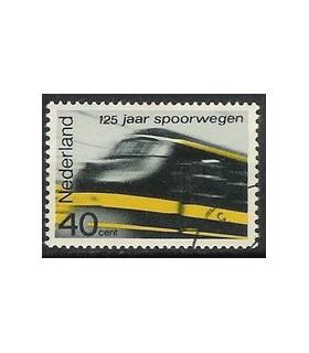 819 Spoorwegzegel (o)