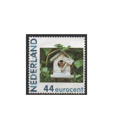 2682 Hb-33 Vogelhuisje (o)