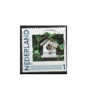 2791Ha-33 Vogelhuisje (o)