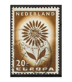828 Europazegels (o)