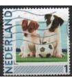 2791 Ha-10 Honden en voetbal (o)