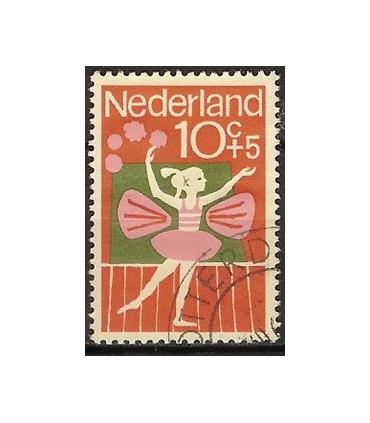 831 Kinderzegel (o)
