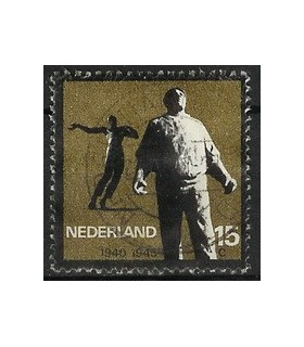 837 Herdenkingszegel (o)