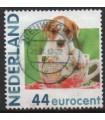 2682 Hb-03 Hallmark hond en kopje (o)