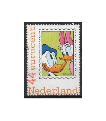 2562D 2 Donald Duck (o) 3.