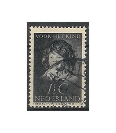 300 Kinderzegel (o)