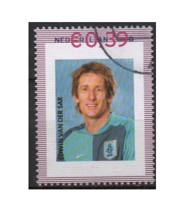 2420 F1 Edwin van de Sar (o)