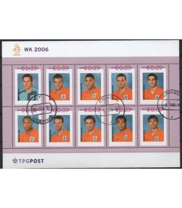 2420 F2 WK-voetbal (o)