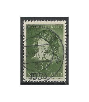 301 Kinderzegel (o)