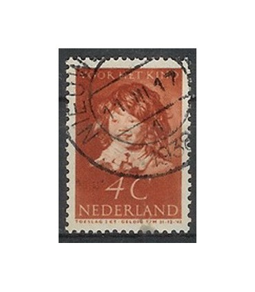 302 Kinderzegel (o)