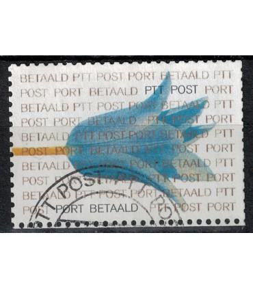 BZ03 Tulp blauw (o)