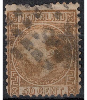 012 Koning Willem III (B-keus) (o) 2.
