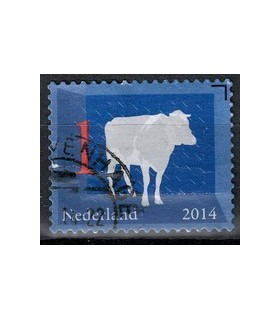 2014 Nederlandse Iconen koe (o) 7.