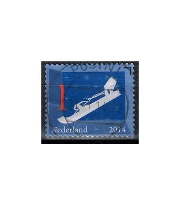 2014 Nederlandse Iconen schaatsen (o) 9.