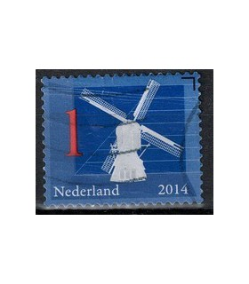 2014 Nederlandse Iconen molen (o) 2.