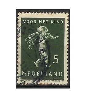 330 Kinderzegel (o)