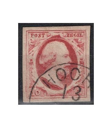 002 Koning Willem III (o) Hoorn-C