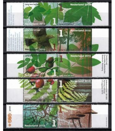 2758 - 2767 Lang leve het bos (xx) los